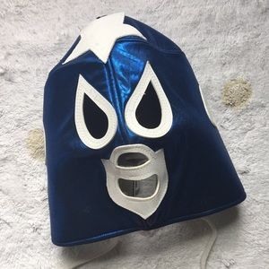 Lucha Libre Kids Mexican Wrestling Mask costume